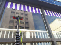 Window cleaning commercial and residential