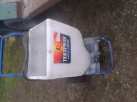 Graco RTX 1500 texture srpayer 120V with gun and nozzles
