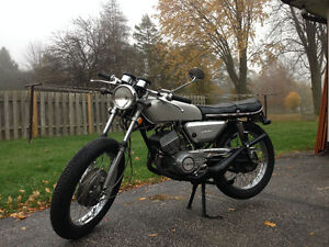 REDUCED** 1972 Yamaha CS5 - CAFE style