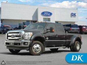 2012 Ford F-450 Lariat DRW Diesel w/Leather, Backup Cam & more!