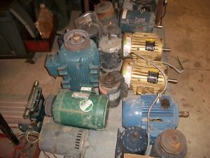 Electric Motors from $75 and up Kingston Kingston Area image 2