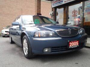 2005 Lincoln LS NO ACCIDENT,AUTO,AIR,LEATHER,SUNROOF,ALLOYS$3888