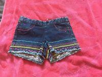 Brand New Girls Shorts