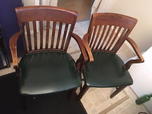 Office/reception chairs