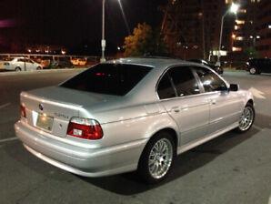 2001 BMW 2001 525i