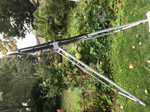 Maverick lax rebounder hardly used and in great shape
