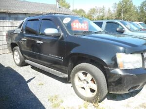 2007 Chevrolet Avalanche tax included Pickup Truck