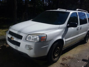 2006 Chevy Uplander - Parts or Repair