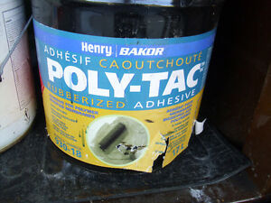 Flat Roofing Adhesive