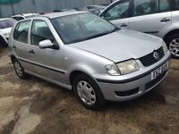 Volkswagen polo moted 295