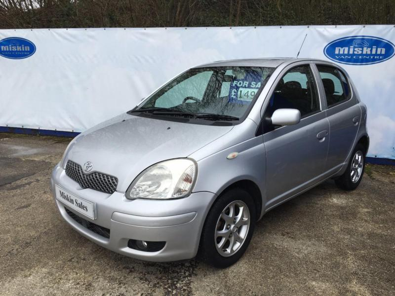 2003 53 toyota yaris 1 3 vvt i auto t spirit automatic in pontyclun rhondda cynon taf gumtree. Black Bedroom Furniture Sets. Home Design Ideas