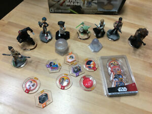 Disney Infinity Star Wars WiiU