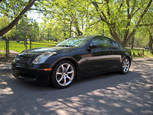 2005 Infiniti G35 Sport Package Coupe (2 door)