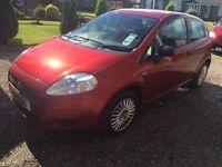 2006 Fiat Grande Punto 1.2. 3 door. 11 months Mot