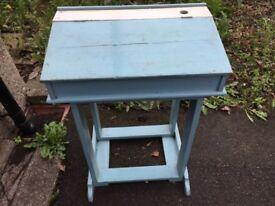 Child's desk for renovation