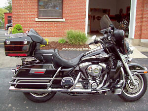 100TH ANNIVERSARY HARLEY DAVIDSON ELECTRAGLIDE CLASSIC