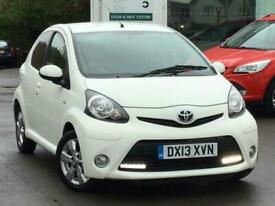 image for 2013 Toyota AYGO 1.0 VVT-i Fire 5dr [AC] MMT Auto Hatchback Petrol Automatic