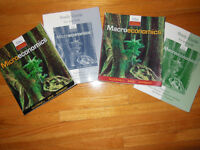 Business/ENT, Limnology, and English Textbooks For Sale!