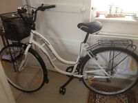 Town and country tiger ladies bike