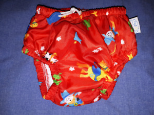 Baby & Toddler Boys Swim Diapers,iPlay,Wee Wave,EUC to Like New