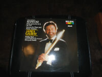 JAMES GALWAY LP RECORD