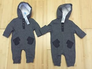 New with tags 0-3 month sleepers Prince George British Columbia image 1