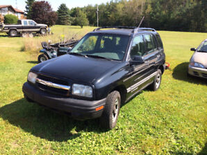 2001 Chevrolet Tracker Other