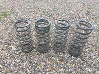Land Rover Defender 90 springs