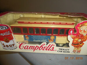 campbell soup company diecast toys 1/43 scale Kitchener / Waterloo Kitchener Area image 1