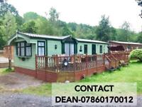 Static caravan for sale CONTACT DEAN Penrith Lake District 11 month season