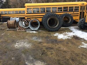 Tractor -  Used Tires, Rims & Tubes