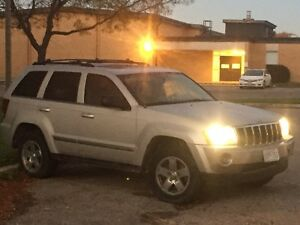 2005 Jeep Grand Cherokee loaded as is