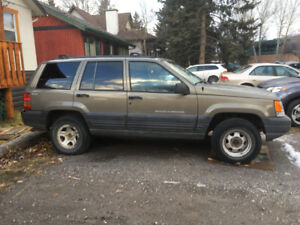 1998 Jeep Grand Cherokee REDUCED!!!!