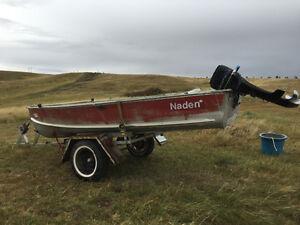 16' fishing boat