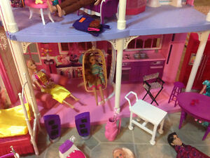 Barbie doll house plus Strathcona County Edmonton Area image 5