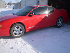 2004 supercharged monte carlo s/s