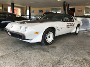 Trans am 1980 Turbo Pace car  ( collection de trans am)