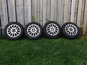 "Volkswagen 15"" mags for Golf/Jetta/Beetle"