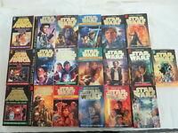 Star Wars Bücher 19 Buch Science Fiction Fantasy Super Sammlung Bremen - Hemelingen Vorschau