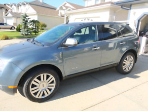 2010 lincoln mkx $7500