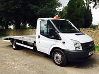 Ford Transit T350 LWB 115 Recovery Truck Transporter
