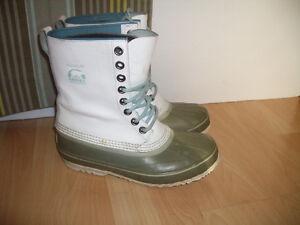 """"" SOREL """" winter boots / bottes --- size 9 US / 40 EU / 25 cm"