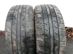 2 x Fusion touring summer 215/55 R17