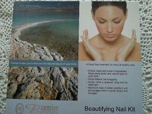 Premier Beautifying Nail Kit...new