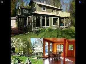 Slocan Valley home for sale.