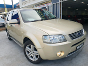 2006 FORD TERRITORY GHIA 4×4 7 SEATS SINGLE OWNER LOGBOOK 2 KEY Roselands Canterbury Area Preview