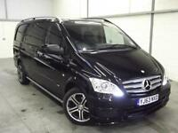 Mercedes-Benz Vito SPORT X DUALINER BRABUS LWB 3.0TDV6 AUTO **NOW S0LD**