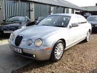 JAGUAR S-TYPE 2.5 V6 Automatic Petrol 2005 (55)