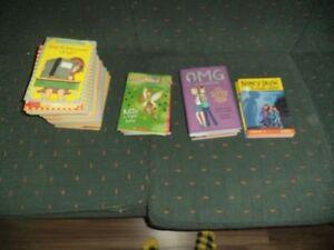 Junie B. Jones, Nancy Drew, Rainbow Magic