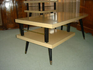 Vintage 50's 60's Arborite Coffee and End Tables London Ontario image 3